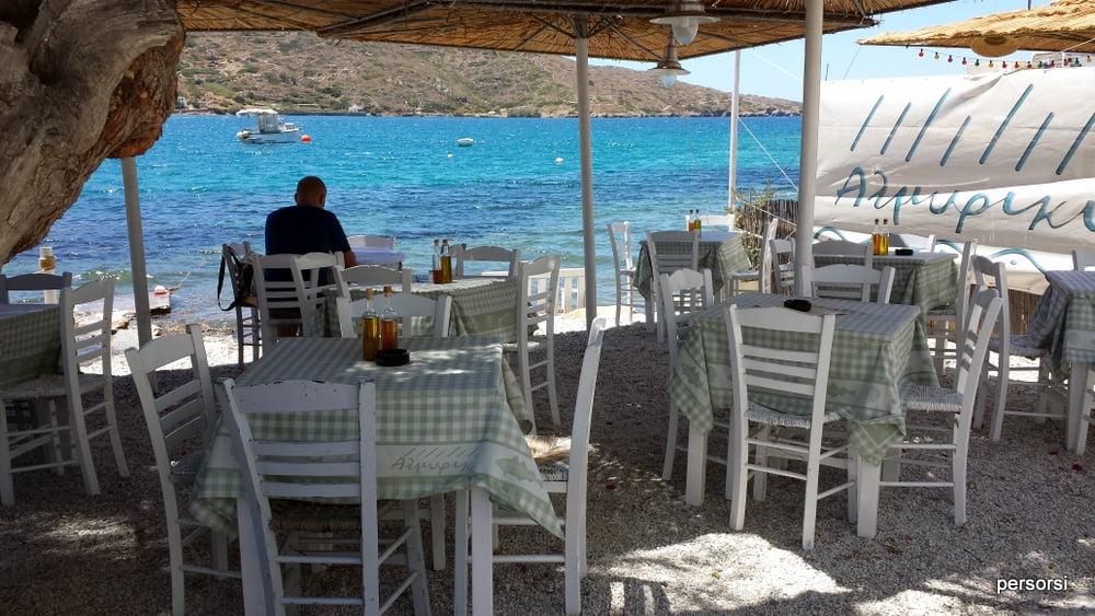 Ode alla taverna greca persorsi